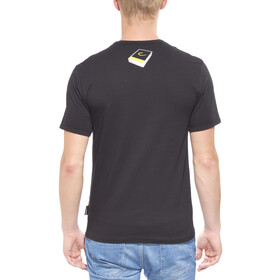 Edelrid Rope Graphic T-Shirt Men black
